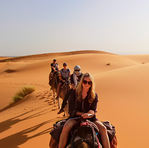 Marrakech To Fes 3-Day Tour